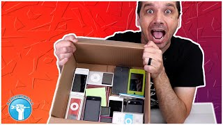 "I Bought 23 Old ""Broken"" iPods - Can I Make Money on Them?"