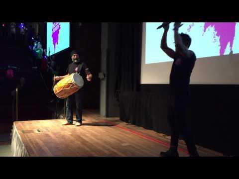 2016 Yorkshire Schools Dance Festival flashmob