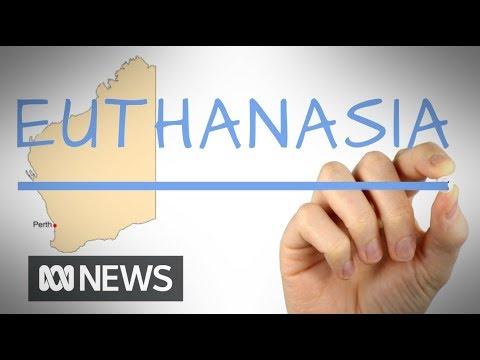 West Australian Government will introduce a bill to legalise euthanasia (FULL SPEECH)   ABC News