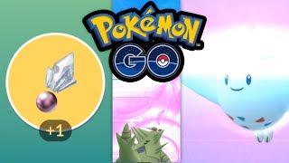 100% max. Togekiss, mein erster Sinnoh Stone   Pokémon GO Deutsch #791