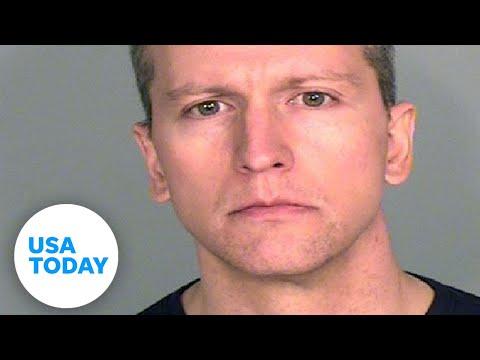 Derek Chauvin is sentenced in the death of George Floyd
