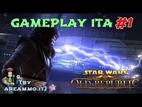 Starwars The Old Republic – Gameplay ITA