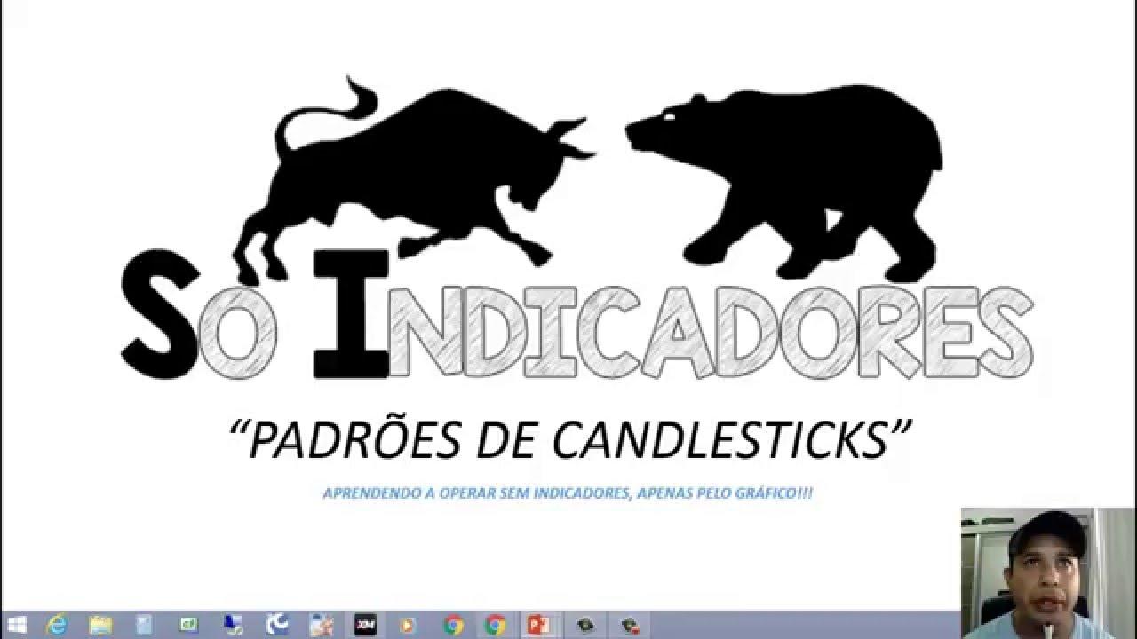 Padrões de candlestick forex