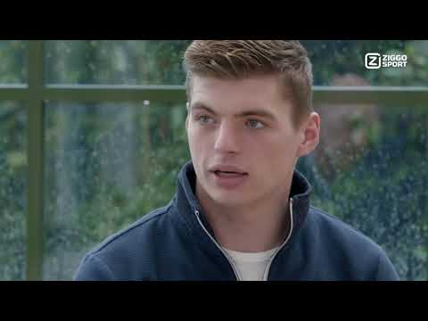 Interview  Max Verstappen in gesprek met Wilfried de Jong  25012018   YouTube
