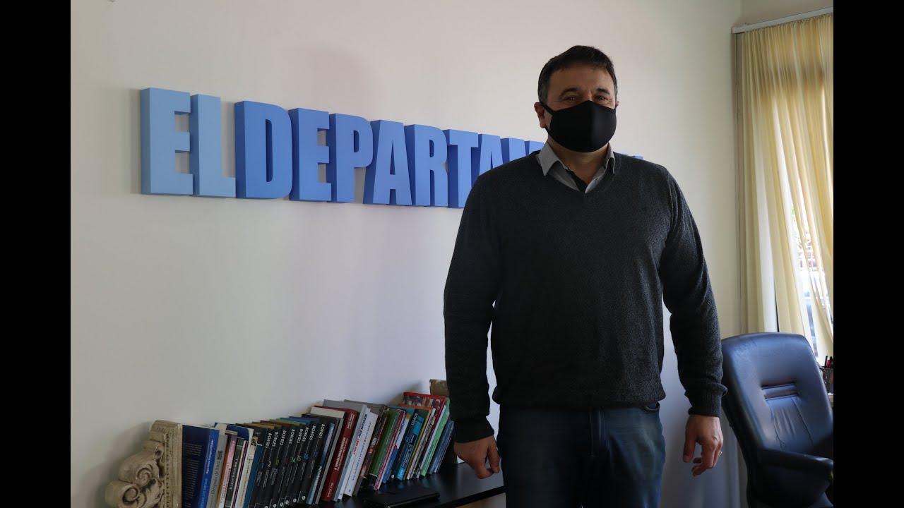 El Diputado González pidió la rápida intervención del estado para con Giovani Blanco