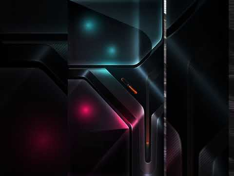 Colorful neon technology device Wallpaper Vid