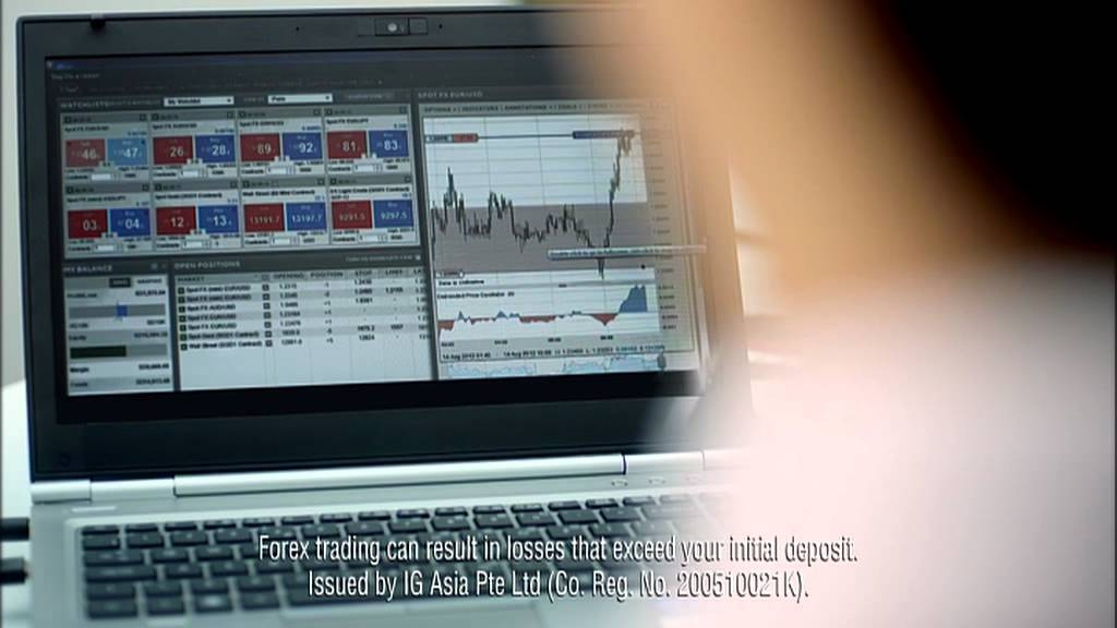 Forex trading sg