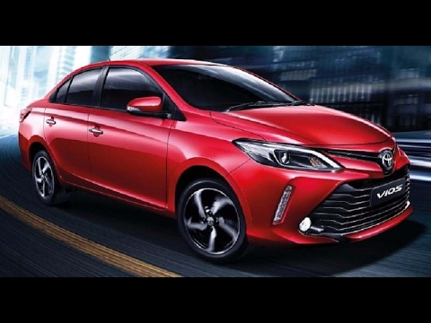 New Toyota Vios 2017 Price And Full Specification Youtube