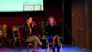 Total eclipse of the Heart by Gemma and Sarah Evans @ ROCK ON.