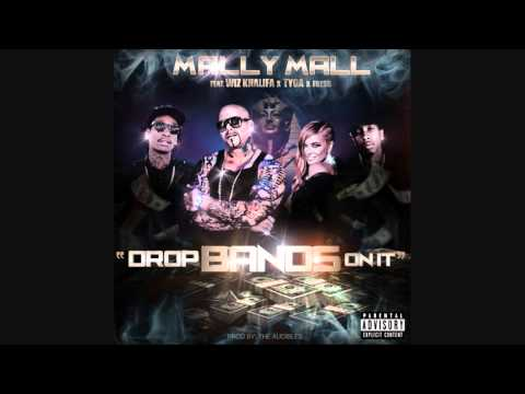 Mally Mall - Drop Bands On It Ft. Tyga, Wiz Khalifa, Fresh (Instrumental W/ Hook) [Download Link]