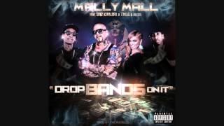 Mally Mall - Drop Bands On It Ft. Tyga, Wiz Khalifa, Fresh (Instrumental W/ Hook) [Download Link]