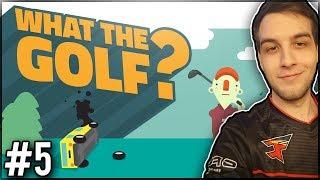 NO TO SIĘ ZACZĄŁ SYF! - What The Golf? #5