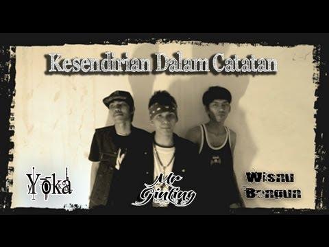 Kesendirian Dalam Catatan - Wisnu Bangun Feat Yoka & Mr Ginting
