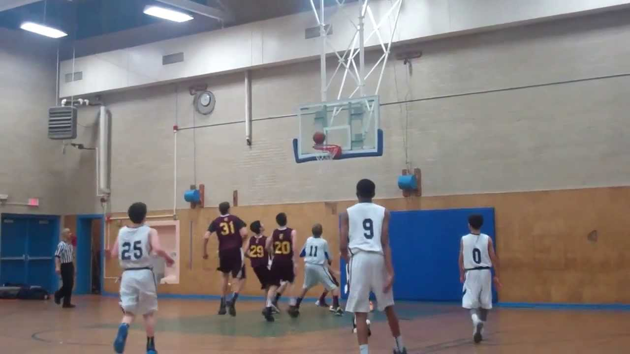 Adam's 2013-14 Hoop Season South Windsor Travel and Timothy Edwards Middle School - YouTube