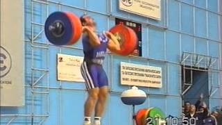 Men 94 kg 1999 World Weightlifting Championships - Athens - by GENADI - Weightlifting Expert