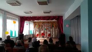 Танец на 8 марта под песню Егора Крида