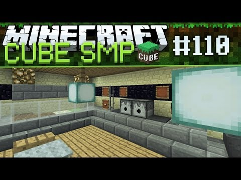 Minecraft Cube SMP: Continental Breakfast! - Ep 110