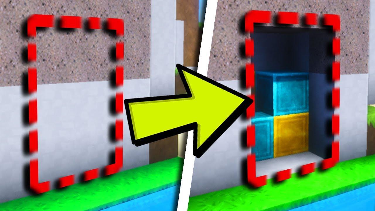 Comment Créer Un Passage Secret comment faire un passage secret ultra sÉcurisÉ dans minecraft ? tuto build