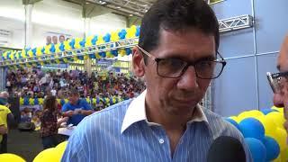 Convenção do PSDB e Pros Major Mário