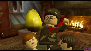 LEGO Harry Potter - THE GOBLET OF FIRE - All Cutscenes