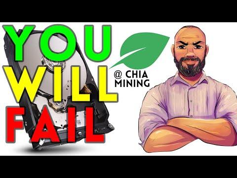 🚫Why You Will Fail At Chia Farming 💸