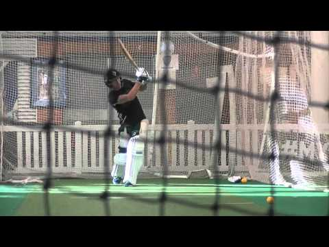 Michael Clarke Training April 2016