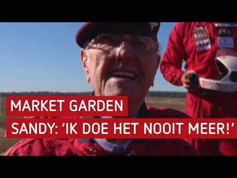 Sandy: 'Ik doe het nooit meer' | Market Garden