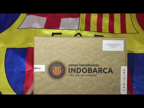 UNBOXING - Member Indobarca Mp3