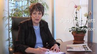 Small Business Funding: Angel Investor Judy Robinett