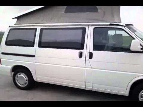 vw t4 california westfalia 2 5 tdi a a youtube. Black Bedroom Furniture Sets. Home Design Ideas