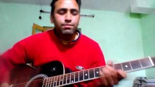 Jab Koi Baat Bigad Jaye guitar chords