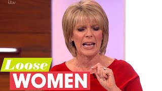 Ruth Langsford Gets Annoyed About Inheritance | Loose Women