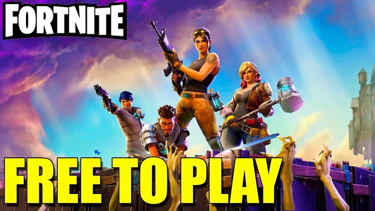 Fortinite Jogo No Estilo Pubg So Que Free To Play