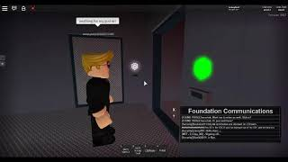 ROBLOX [SCP:F] Armed Containment Site-002 | SCP-2121 TEST| [3]