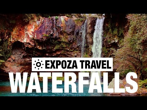 Must See WaterFalls Vacation Travel Video Guide