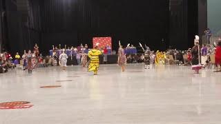 women s jingle special group 1 seminole powwow 2017