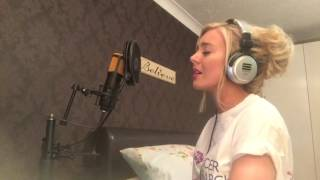 Footprints in the Sand - Leona Lewis Samantha Harvey Cover