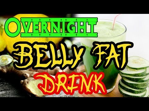 how-to-lose-belly-fat-and-get-abs-at-home-|-how-to-lose-belly-fat-overnite-drink-|-weight-loss-drin