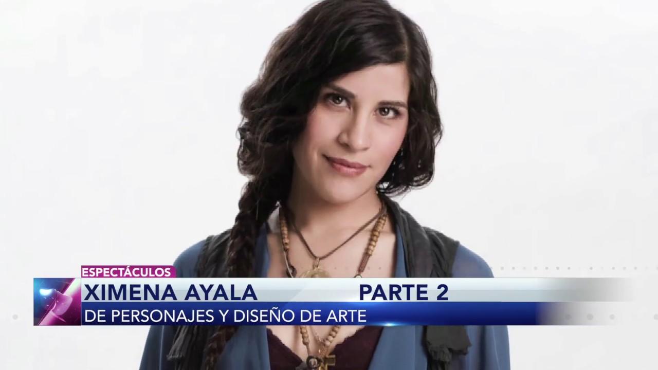 Ximena Ayala Nude Photos 14