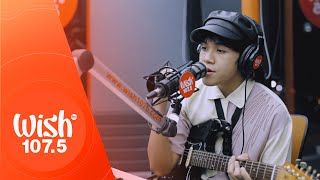 """timothy Run performs """"take it or Leave it"""" LIVE on Wish 107.5 Bus"""