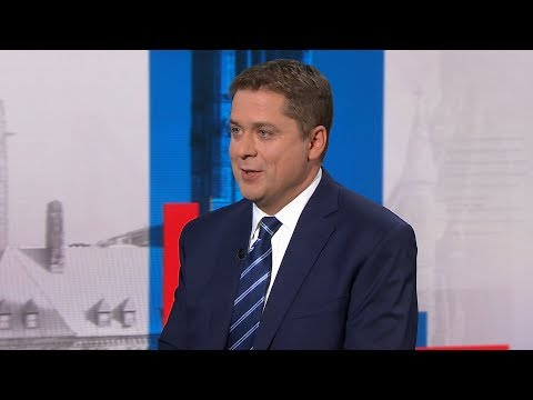 Debrief at the Desk: Andrew Scheer discusses his vision for Canada