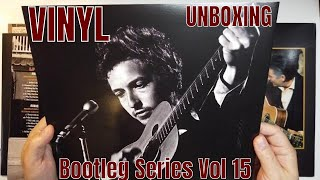 Bob Dylan UNBOXING Bootleg Series Vol 15 Travelin' Thru VINYL EDITION 1967 - 1969 with Johnny Cash