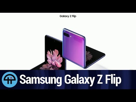 Samsung Galaxy Z Flip Is a Laptop in Your Pocket