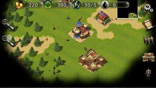 WarAge - RTS Android Game screenshot 2