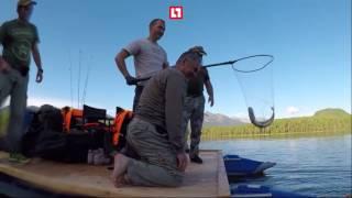 Подводная рыбалка Владимира Путина - полная версия