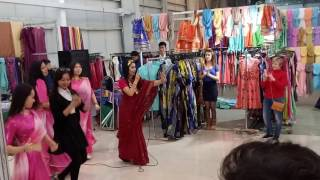 Indian shope in Shymkent city