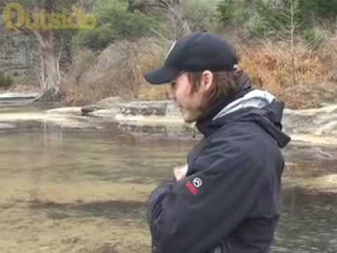 Guadalupe River w/ Taylor Kitsch