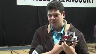 Robotique : Elancourt lance son premier challenge destiné aux scolaires
