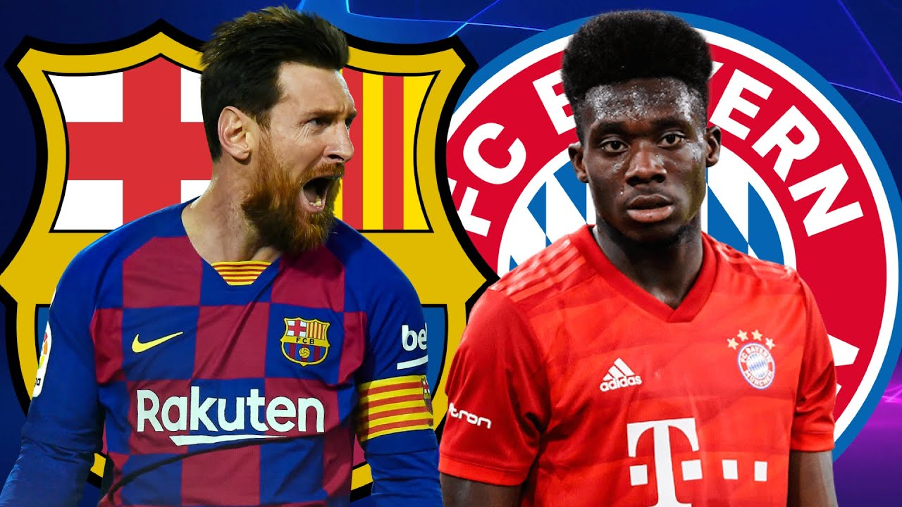 Champions League: Messi meets Lewandowski as Barcelona faces ...