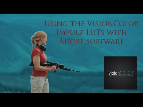 visioncolor impulz luts